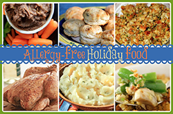 Allergy Free Holiday Food