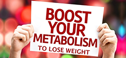 Boost Your Metabolism Poster